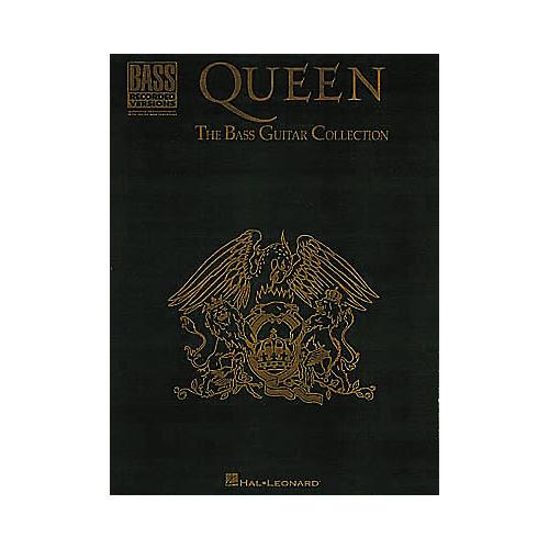 Hal Leonard Queen - The Bass Guitar Collection