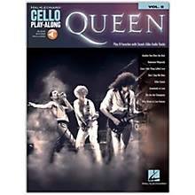 Hal Leonard Queen Cello Play-Along Volume 8 Book/Audio Online