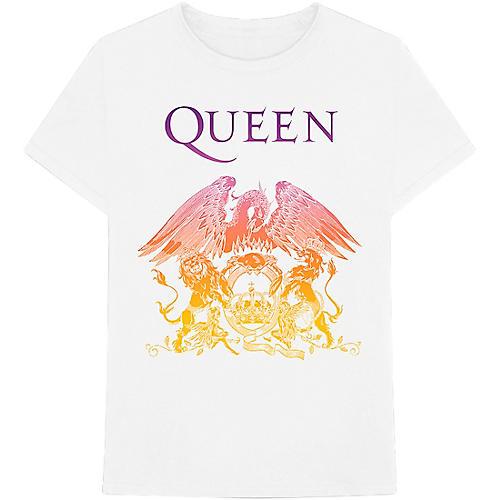 Bravado Queen Crest White T-Shirt