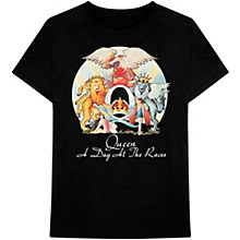 Bravado Queen Day At The Races T-Shirt