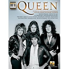 Hal Leonard Queen Note-For-Note Keyboard Transcriptions