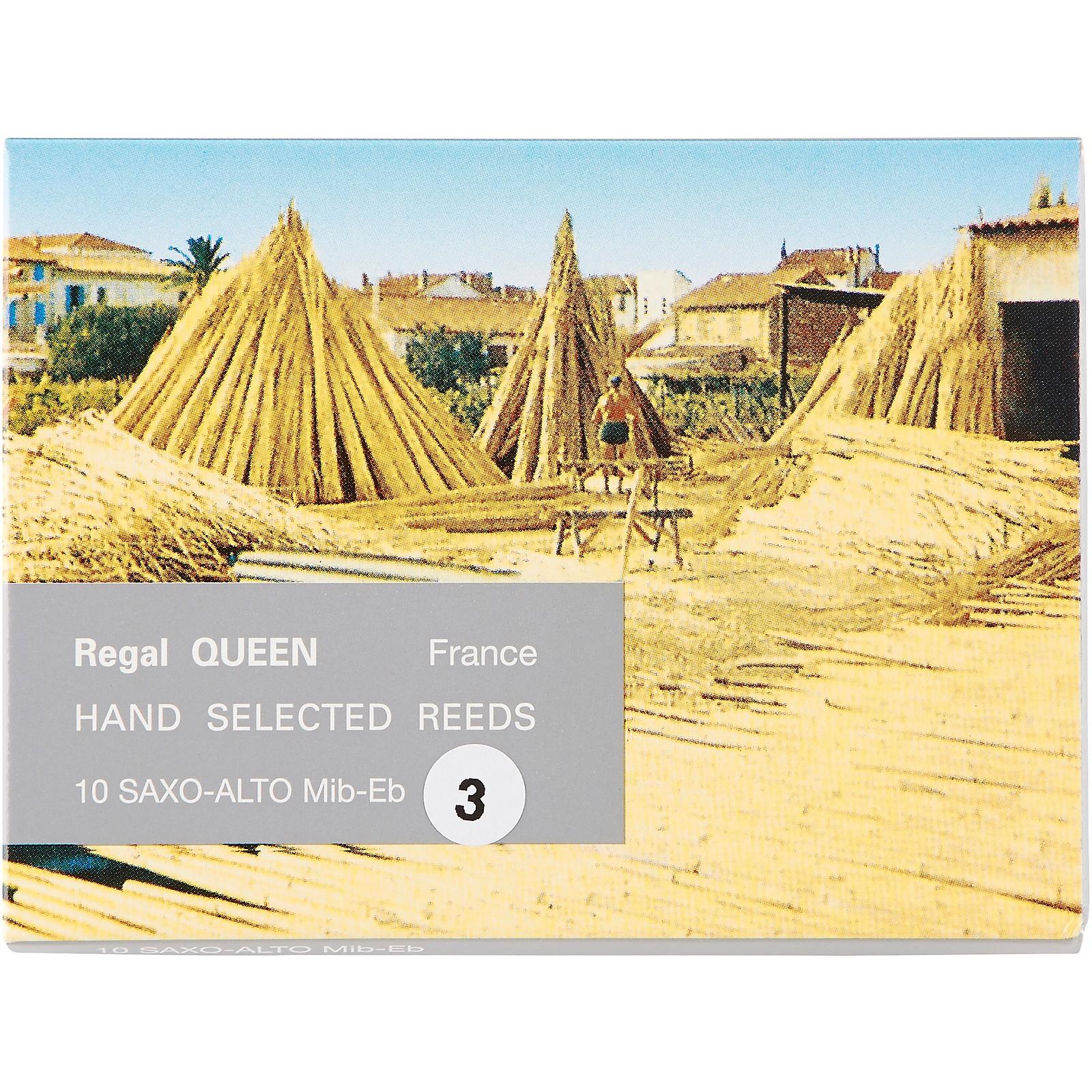 Rigotti Queen Reeds for Alto Saxophone
