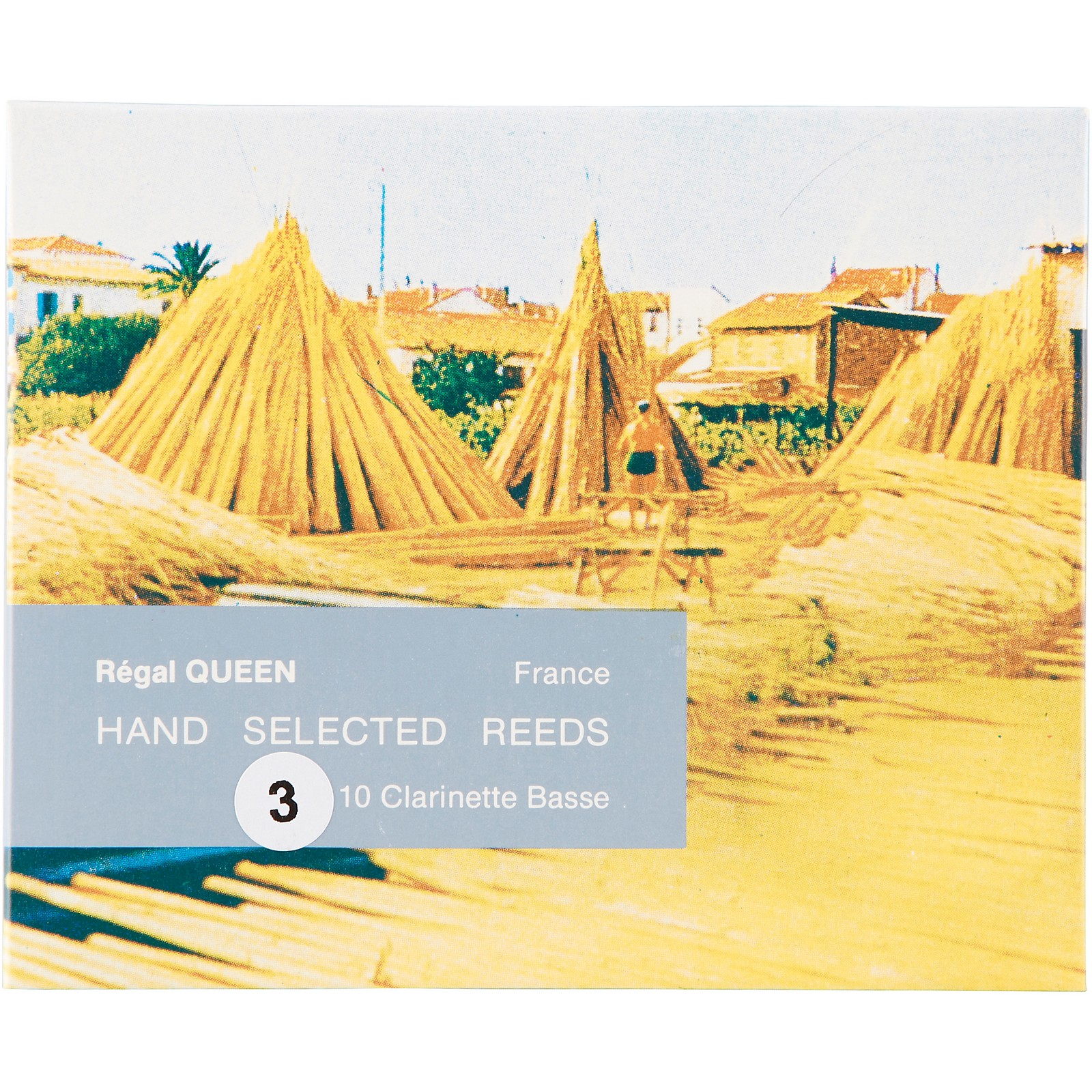 Rigotti Queen Reeds for Bass Clarinet