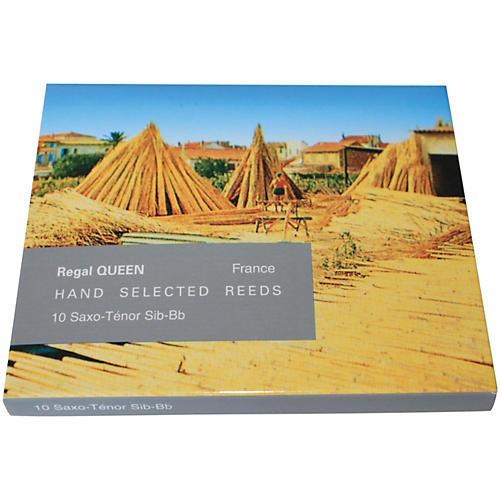 Rigotti Queen Reeds for Tenor Saxophone Strength 4 Box of 10