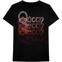 Queen Repeat Logo T-Shirt Medium