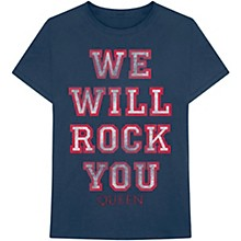 Queen We Will Rock You T-Shirt X Large