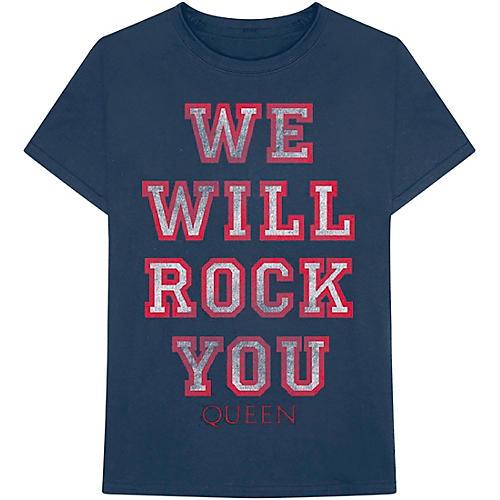 Bravado Queen We Will Rock You T-Shirt