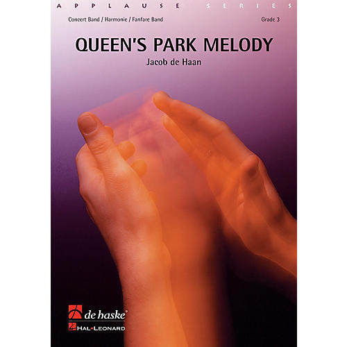 Hal Leonard Queen's Park Melody Score Only Concert Band