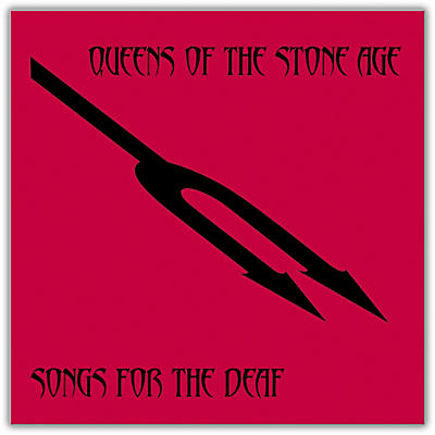Queens of the Stone Age - Songs for the Deaf LP