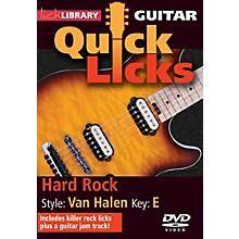 Hal Leonard Quick Licks Van Halen Vol 2 DVD