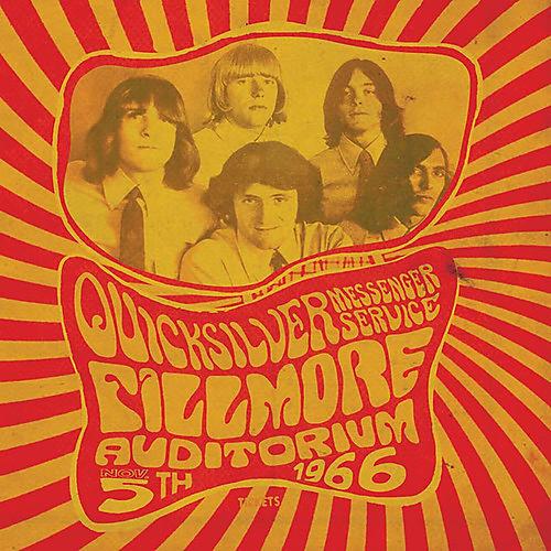 Alliance Quicksilver Messenger Service - Fillmore Auditorium - November 5 1966