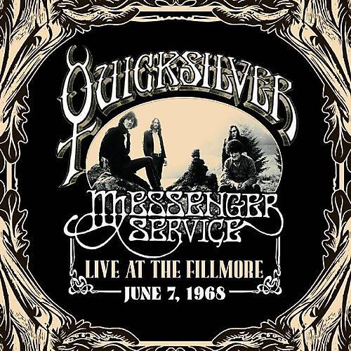 Alliance Quicksilver Messenger Service - Live at the Fillmore - June 7, 1968