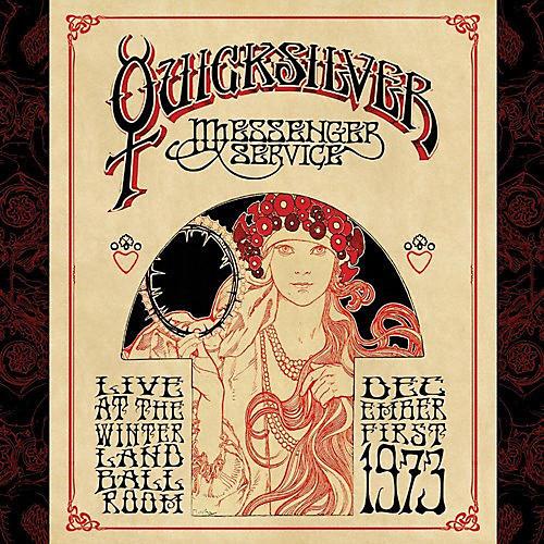 Alliance Quicksilver Messenger Service - Live at the Winterland Ballroom - December 1, 1973