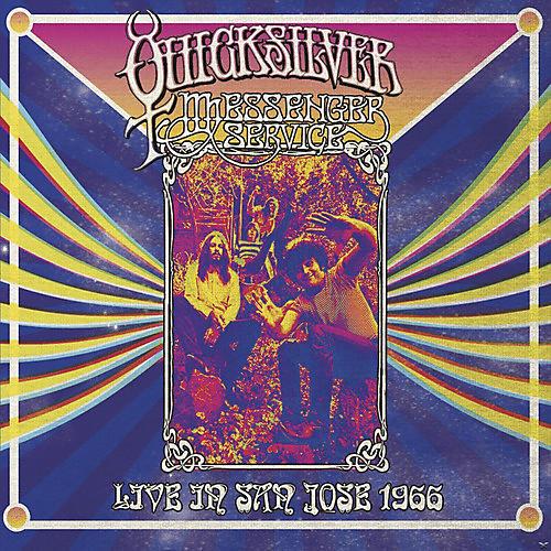 Quicksilver Messenger Service - Live in San Jose - September 1966