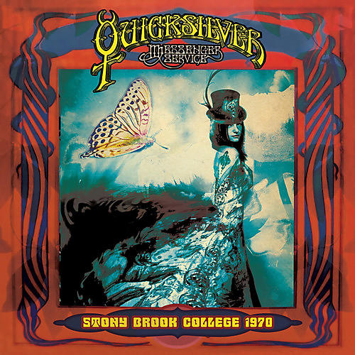 Alliance Quicksilver Messenger Service - Stony Brook College, New York 1970