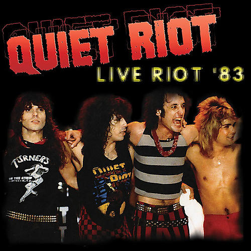 Alliance Quiet Riot - Live Riot 83