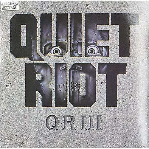 Alliance Quiet Riot - QR III (The Wild & the Young)