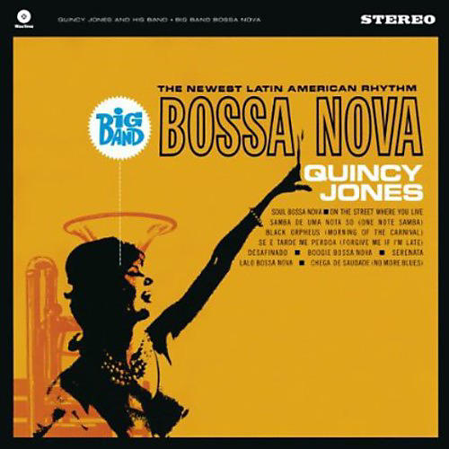 Alliance Quincy Jones - Big Band Bossa Nova
