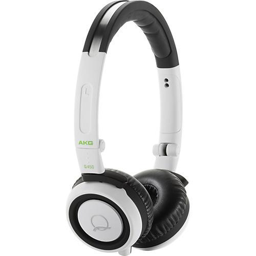 AKG Quincy Jones Signature Series Q460 Mini On Ear Headphones
