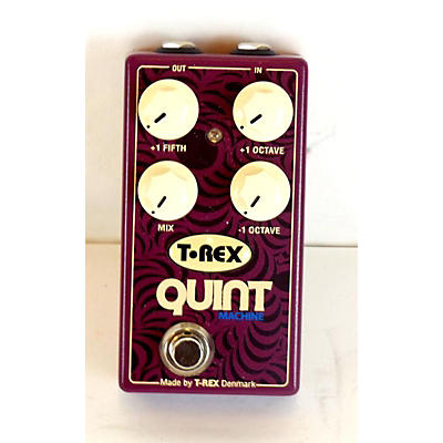 T-Rex Engineering Quint Effect Pedal