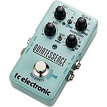 Open BoxTC Electronic Quintessence Harmony Effects Pedal