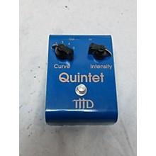 THD Quintet Effect Pedal