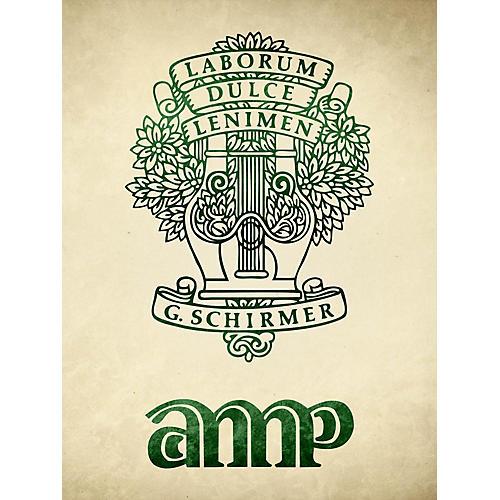 Associated Quintet (Score and Parts) Ensemble Series Composed by Richard Danielpour