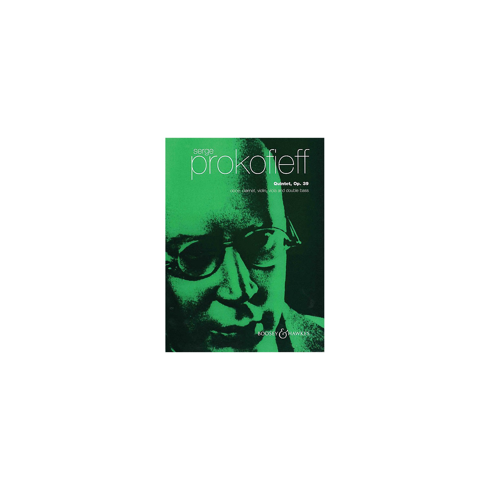 Boosey and Hawkes Quintet in G Min, Op 39 Boosey & Hawkes Chamber Music Series by Sergei Prokofieff