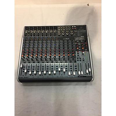 Behringer Qx2222usb Unpowered Mixer