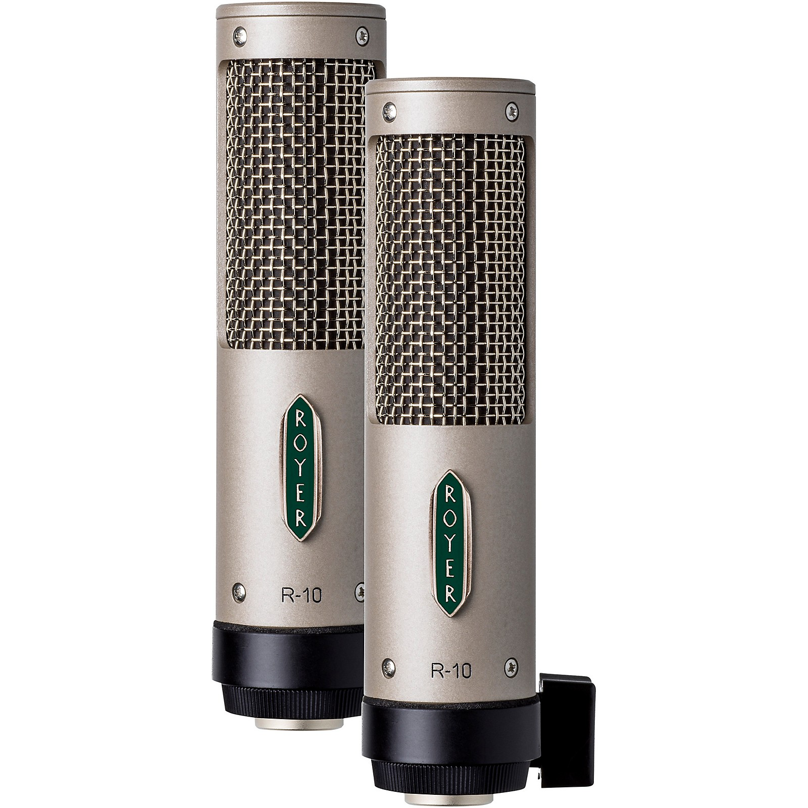 Royer R-10 Ribbon Microphone Matched Pair