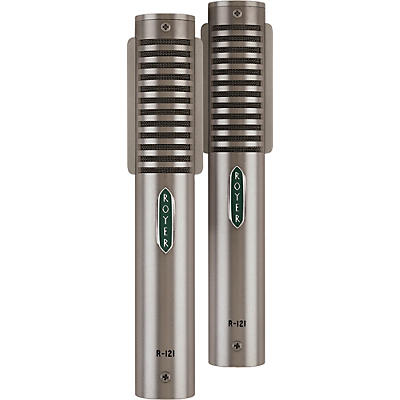 Royer R-121 Matched Ribbon Microphone Pair