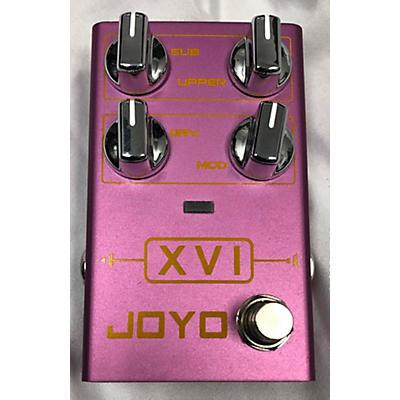 Joyo R-13 XVI Effect Pedal