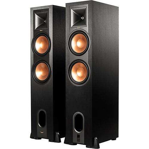 Klipsch R-28PF Powered Floor Standing Speakers