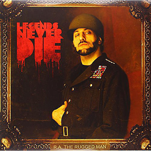 Alliance R.A. the Rugged Man - Legends Never Die