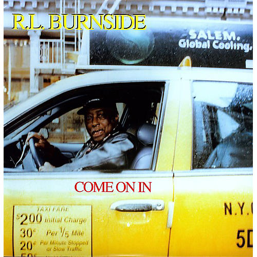 Alliance R.L. Burnside - Come on in