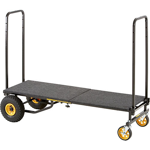 Rock N Roller R10 Max Cart with Solid Deck
