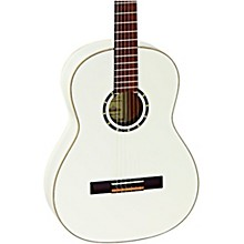 Open Box Ortega R121SNWH Family Series Full-Size Classical Guitar