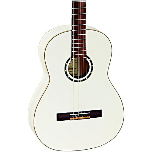 Ortega R121SNWH Family Series Full-Size Classical Guitar