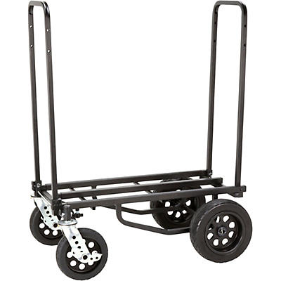 Rock N Roller R12STEALTH Multi-Cart All Terrain with R Trac Wheels - Stealth Black