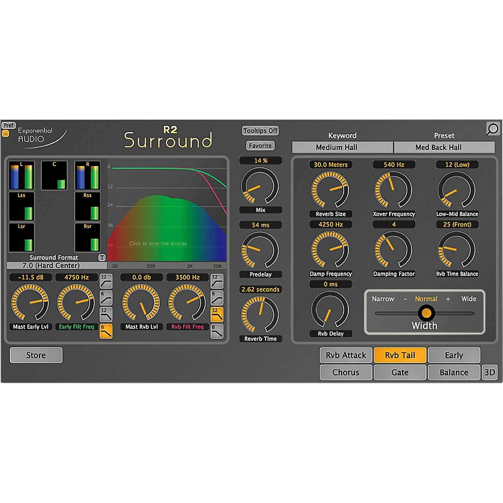 Exponential Audio R2 Surround