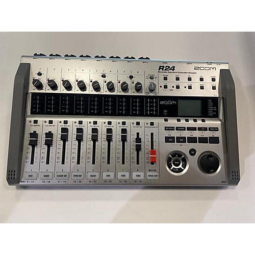 R24 MultiTrack Recorder