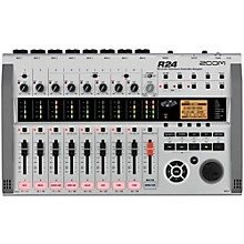 Open Box Zoom R24 Multitrack Recorder/Interface/Controller/Sampler