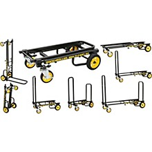 Rock N Roller R2RT Multi-Cart 8-in-1 Micro Equipment Transporter Cart