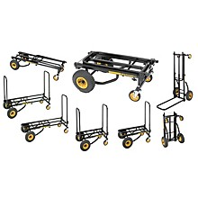 Open BoxRock N Roller R2RT Multi-Cart 8-in-1 Micro Equipment Transporter Cart