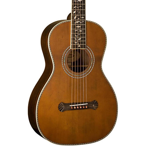 Washburn R320swrk Vintage Series Parlor Acoustic Guitar Musicians