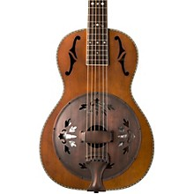 Open Box Washburn R360K Parlor Resonator Guitar with 1930's Style Inlay