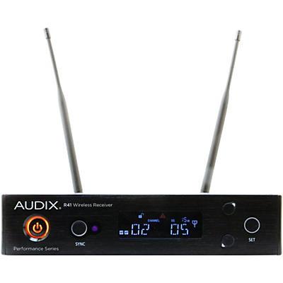 Audix R41 Single Channel Receiver