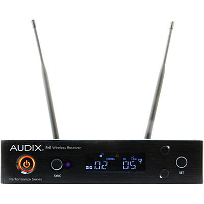 Audix R41 Single Channel Receiver