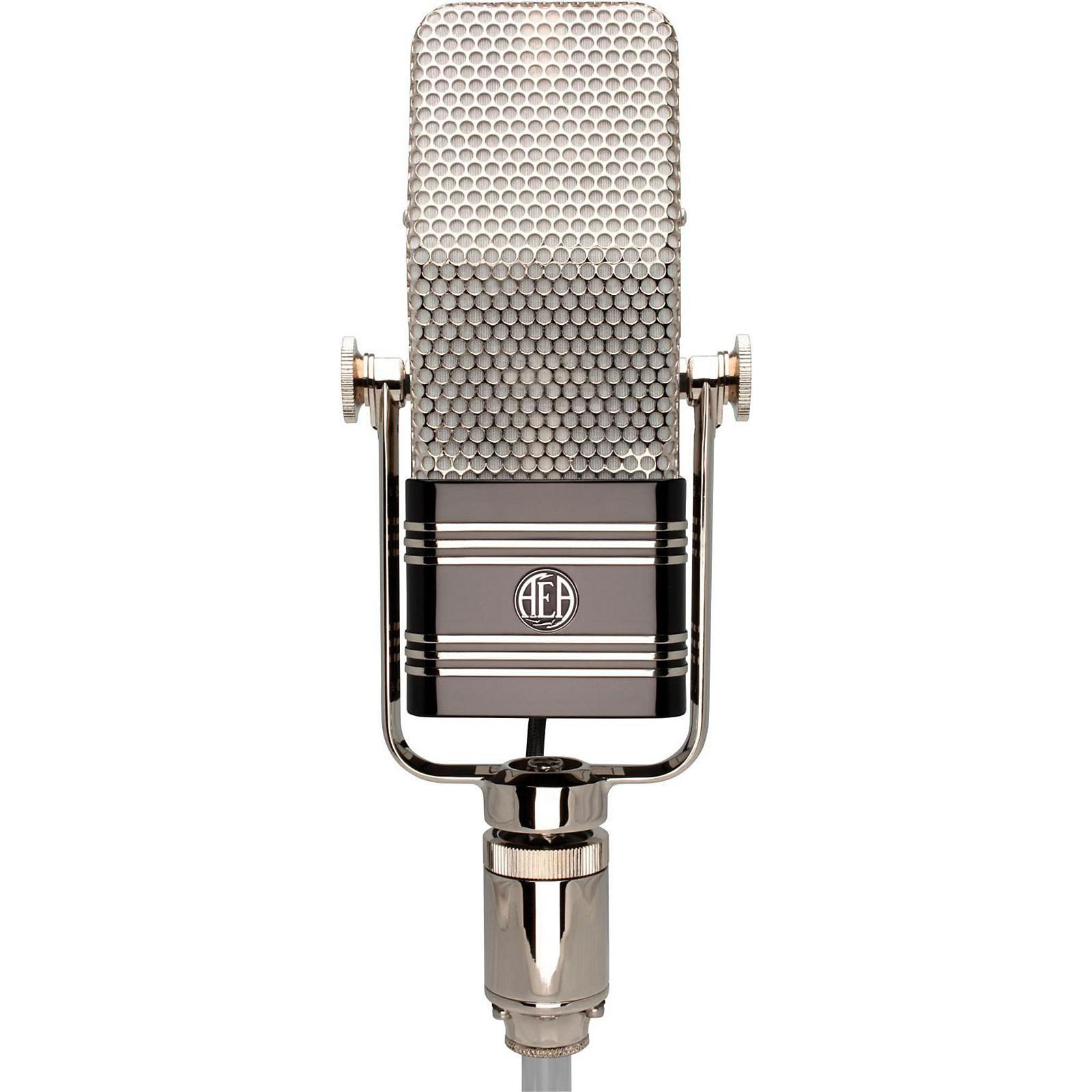 AEA Microphones R44C Bidirectional Big Ribbon Studio Microphone