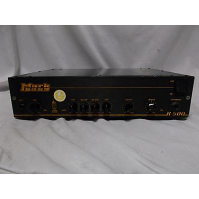 Markbass R500 Bass Amp Head